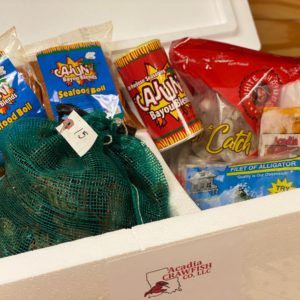 seafood party pack