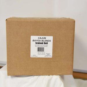 50 lb seafood boil box