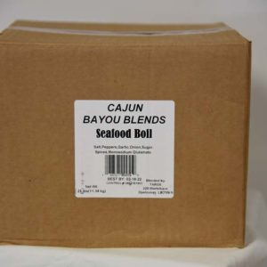 Bulk Box of Seafood Boil