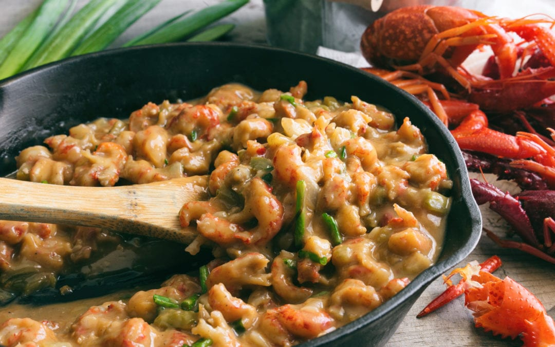 Recipe for Crawfish Etouffee